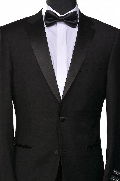 Giovanni Bresciani Black Notch Tux