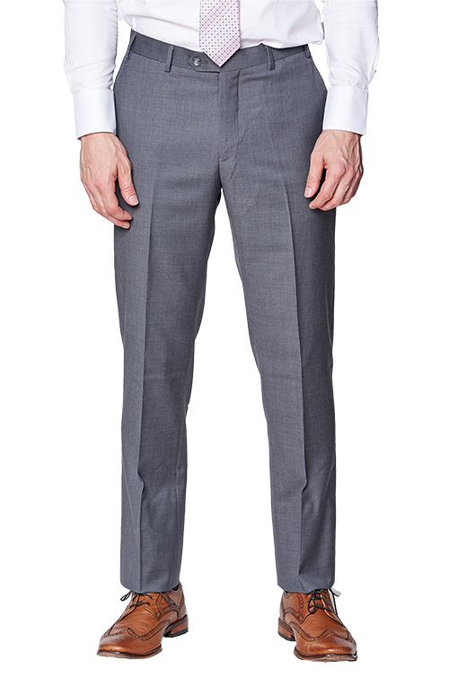 Giovanni Bresciani Medium Grey Pants