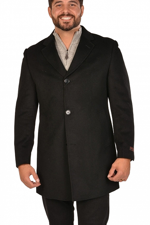 Bresciani Black Coat