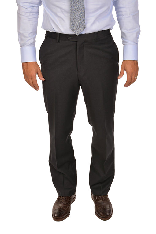 Bresciani Charcoal Grey Pants