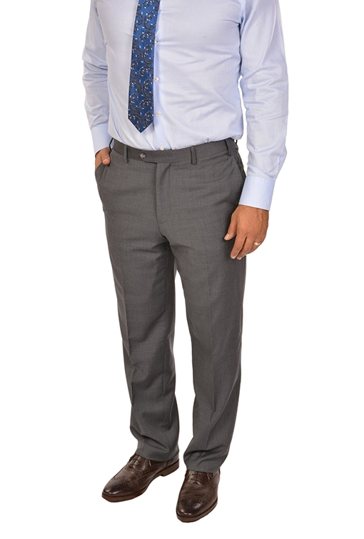 Bresciani Medium Grey Pant
