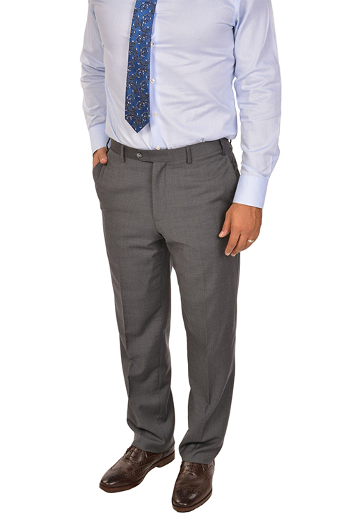 Bresciani Medium Grey Pants