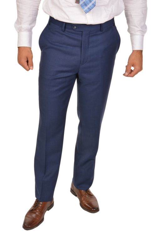 Bresciani Royal Blue Pant