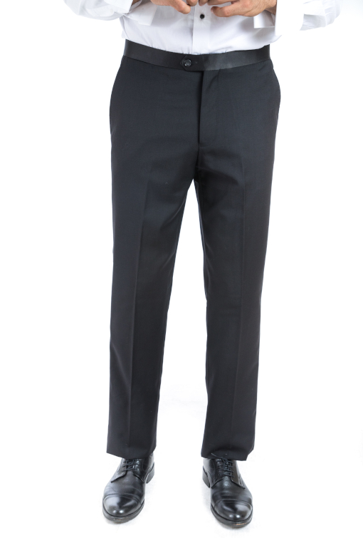 Bresciani Black Tux Pants