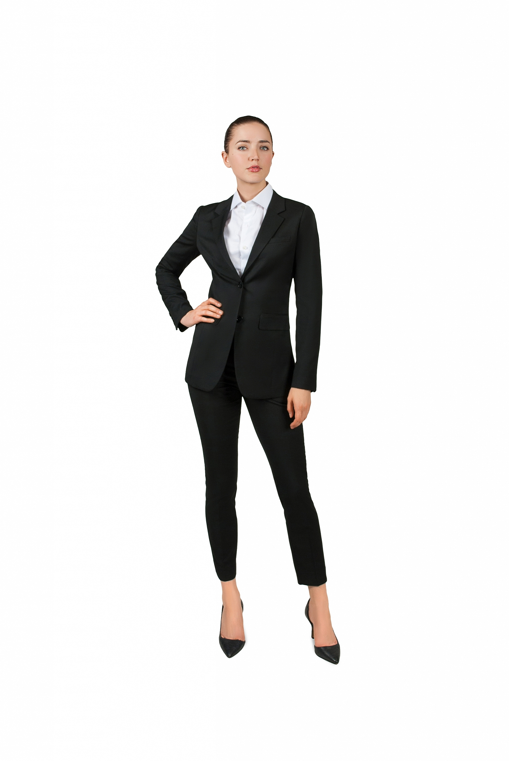 Bellezza Black Women S Suit Srg Fashion
