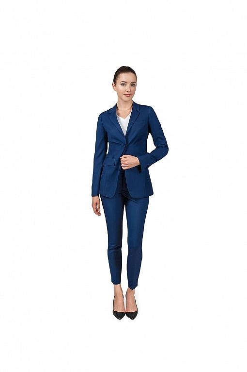 Bellezza Brilliant Blue Women's Suit