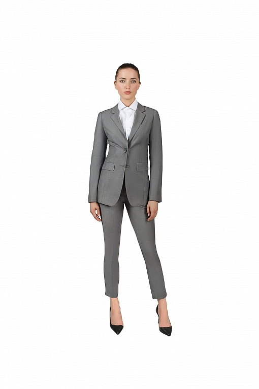 Bellezza Lite Grey Women's Suit