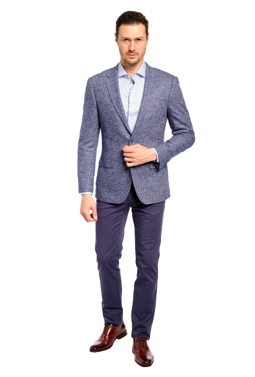 Casual Cashmere Sport Jacket