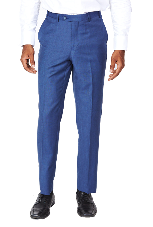 Giovanni Bresciani Royal Blue Pants
