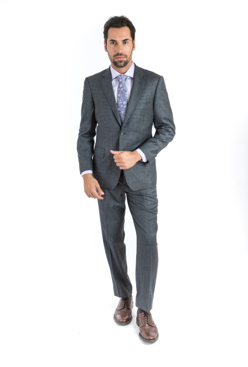Sartoria Tosi Grey Microbox