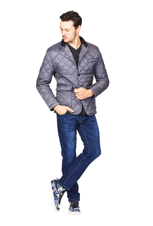 RGB Quilted Jacket