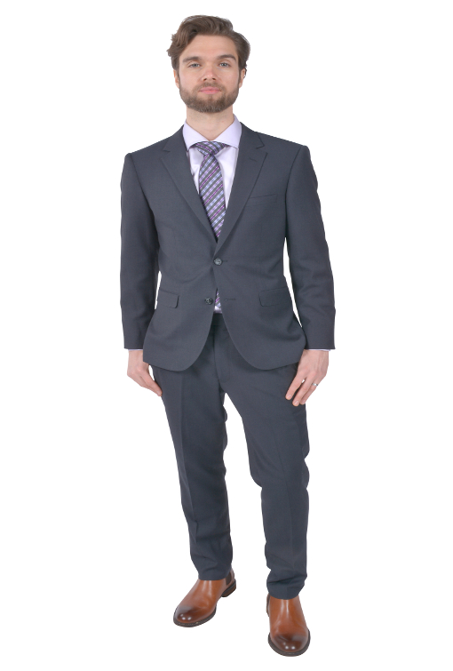 TS-Grey Suit