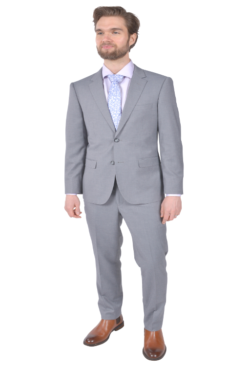 TS-Lite Grey Suit