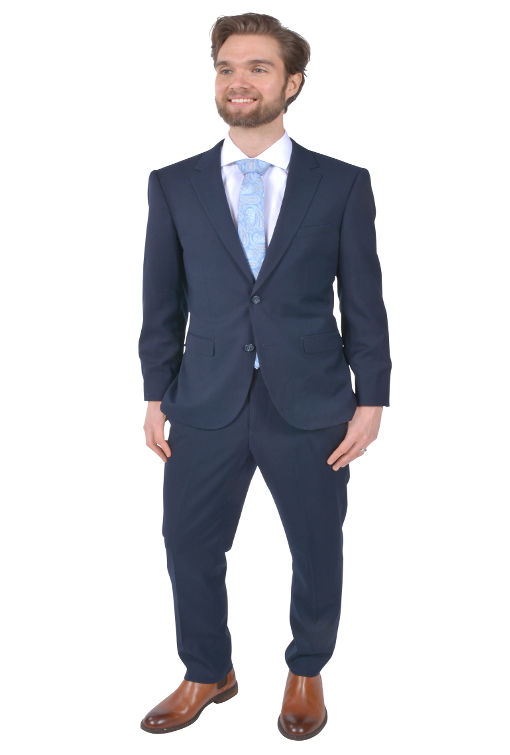 TS-Navy Suit