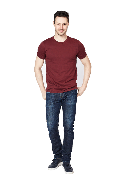 Men's Wine T-Shirt